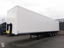 Kögel S24-3 3-Assen SAF - Schijfremmen - Liftas - Dhollandia 2000kg ondervouwklep 02/2021 semi-trailer used