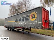 Sættevogn Samro Tautliner Disc brakes glidende gardiner brugt