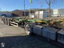 نصف مقطورة Schmitz Cargobull 3 AS - SAF + BDF SYSTEM حاملة حاويات مستعمل
