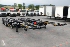 Trailer Kögel FOR CONTAINERS/ALL TYPES/EXTENDIBLE REAR/2020 tweedehands chassis