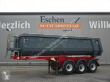 Félpótkocsi Carnehl CHKS/HH,27m³ Stahl, Podest, Plane, Luft/Lift,BPW használt billenőkocsi