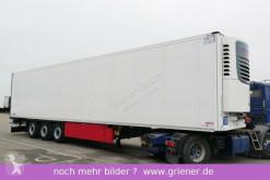 Semi reboque Schmitz Cargobull SKO 24/ DOPPELSTOCK /BLUMEN / LASI /SCB isotérmico usado