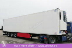 Semitrailer kylskåp Schmitz Cargobull SKO 24/ DOPPELSTOCK /BLUMEN / LASI /SCB
