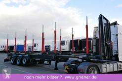 Semi reboque transporte de madeira Schwarzmüller Y serie / RUNGENSATTEL HOLZ 5,5to. EXTE RUNGEN