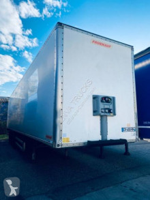 Fruehauf plywood box semi-trailer Double etage