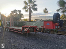 Demico Non spécifié semi-trailer used heavy equipment transport
