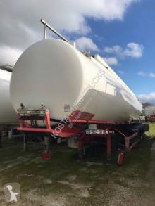 Návěs Trailor cisterna uhlovodíková paliva použitý