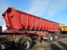 Fruehauf Non spécifié semi-trailer used half-pipe