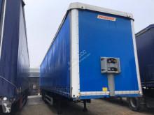 Fruehauf CF 390 YF Systeme chariot embarqué semi-trailer used tautliner