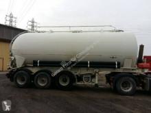 Semirremolque Spitzer basculant 34M3 cisterna gránulos / polvo usado