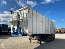 Benalu BulkLiner semi-trailer used cereal tipper