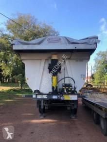 Stas U rockstar semi-trailer used construction dump