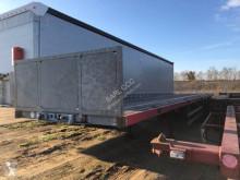 Samro flatbed semi-trailer AL 336 ZK Plateau TWISTLOCK avec 4X10 pieds;2X20.1X40 .1X30 et 20 pieds centré