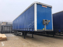 Fruehauf CQ 120 JF 1er relevable Possibilité Hayon neuf BAR 2.5T semi-trailer used tautliner