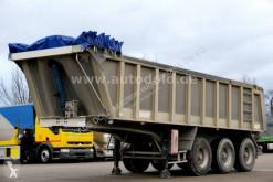 Benalu billenőkocsi építőipari használatra félpótkocsi