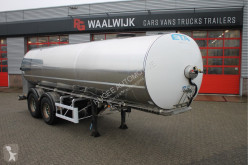 ETA tanker semi-trailer 2 asser melktrailer Lift as 25.000 Liter