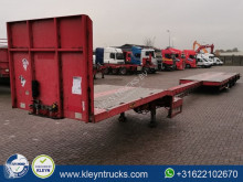 Broshuis heavy equipment transport semi-trailer 31N5-EU