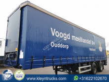 Semi remorque Pacton STEERAXLE taillift hard wood f rideaux coulissants (plsc) occasion