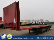 Pacton 3142D semi-trailer used flatbed