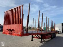 Náves súprava na odvoz dreva LAG Semi reboque