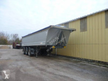 Benalu Sidérale II Benne TP semi-trailer used construction dump
