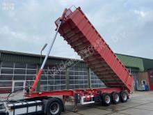 LAG O-3-39 | Aluminium Kipper 38m3 semi-trailer used tipper