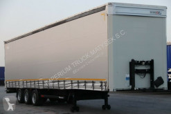 Semirimorchio centinato alla francese Kögel CURTAINSIDER/MEGA/LOW DECK/LIFTED ROOF/30 UNITS!