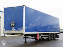 Samro box semi-trailer ST39MHPE *Scheibenbremse*Fontenax*2.50m x 2.70m*