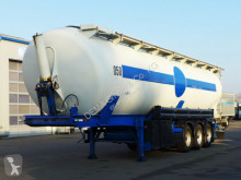 Spitzer SK 2760*60.000L* Kipp Silo*BPW*TÜV* semi-trailer used powder tanker