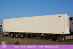 Semi reboque furgão Schmitz Cargobull SKO SKO 24/ 2 x ZURRLEISTE / NEUE BREMSE / LASI