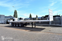 BPW semi-trailer new flatbed