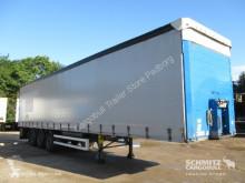 Semitrailer Schmitz Cargobull Schiebeplane Standard skjutbara ridåer (flexibla skjutbara sidoväggar) begagnad