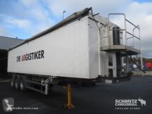 Semi remorque benne Langendorf Kipper Alukastenmulde 56m³