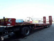 Semirimorchio trasporto macchinari Verem Oplegger 12.7+ 2m50 extendable
