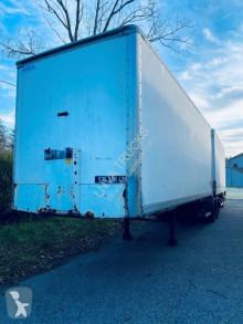 Naczepa furgon furgon drewniane ściany Asca Bi Trains