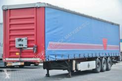 Náves Fruehauf CURTAINSIDER /STANDARD/ ELEVATOR DHOLLANDIA valník s bočnicami a plachtou ojazdený