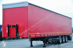 Semirimorchio centinato alla francese Kögel CURTAINSIDER /STANDARD/ LIFTED AXLE / XL CODE