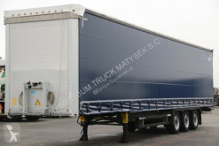 Naczepa Schmitz Cargobull CURTAINSIDER /STANDARD/ VARIOS /385.55.R22,5/ Plandeka używana
