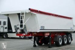 Naczepa Plandeka Schmitz Cargobull TIPPER 24 M3 / 4 990 KG / LIFTED AXLE /