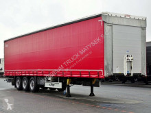 Semi remorque savoyarde Fliegl CURTAINSIDER /STANDARD/5850 KG /LIFTED AXLE/ XL