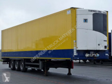 Schmitz Cargobull REFRIDGERATOR/DOPPELSTOCK / THERMO KING SLXe 300 semi-trailer used refrigerated