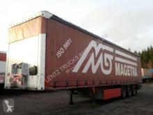Naczepa Schmitz Cargobull COIMULDE 9METER-SAF-VERZINKT)TOP Plandeka używana