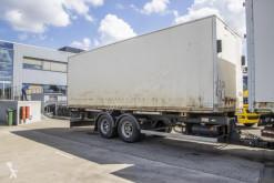 Semirimorchio Trouillet CAISSE MOBILE - TANDEM furgone usato