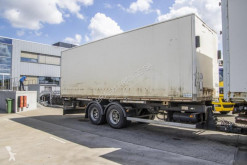 Semirremolque Trouillet CAISSE MOBILE - TANDEM furgón usado