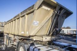 Benalu tipper semi-trailer ALU - 2X SPRING/LAMES