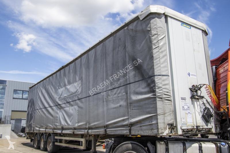 View images Fruehauf TX 34 CF - H=3225 mm semi-trailer