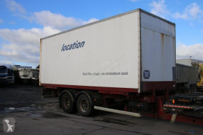 Trouillet box semi-trailer CAISSE MOBILE - TANDEM