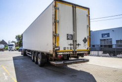 Fruehauf box semi-trailer CAISSE FOURGON + HAYON