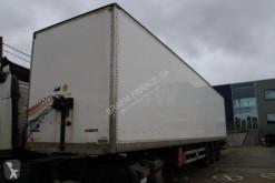 Samro furgon félpótkocsi FOURGON + Laadklep/Hayon 2000 kg