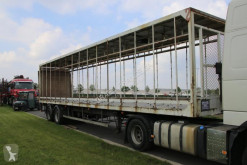 Samro CAGE CANARD semi-trailer used flatbed